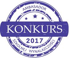 ambasador szkolnej wynalazczosci 2017