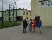z wizytą w Gminie Kłodawa
