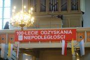uroczystym zakończeniu XII Powiatowego Konkursu Papieskiego w Trzebiczu